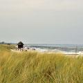 Strand am Weststrand