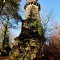 Der Aussichtsturm am Pfaffenstein