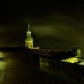 Der Seigerturm im Nachthimmel