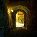 Eingang zur Toranlage der Festung
