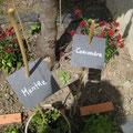 ardoises + bambous Isabelle