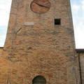 12th century tower in the historic centre of Amandola