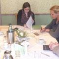 Pressegespräch mit Miriam Fehlbus (Tageblatt)