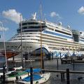 AIDAluna // © Port of Kiel