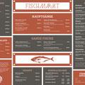 Mein Schiff 1 Fischmarkt Karte (Unter Vorbehalt!) | © TUI Cruises