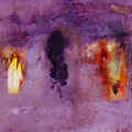 2 ritmi della natura, 2012, olio, 50 x 40 cm