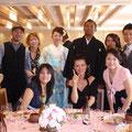 2008年3月 日本の結婚式 in 町田 友達と