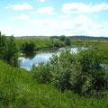 Река Урга. Фото Панкова Михаила (д.Тришкино)