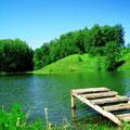 Мой любимый пруд. Фото Окиловой Светланы (с.Огнев-Майдан)