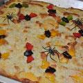 schaurig schöner Halloweenkuchen