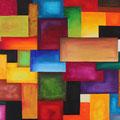 © Die Entstehung der Farben   Ölbild   100x200cm  15.900€