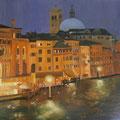 © Venedig 22:30 Uhr  in Öl   100x80 cm 3000€