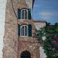 © Haus in der Altstadt von Vaison la Romaine  in Öl   50x70cm    1.800€