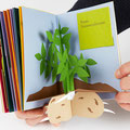 pop-ups, handmade, book, artist book, paper engineering, DIY, children's book