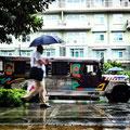 Jeepney fahren