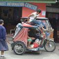Transportwesen in Banaue