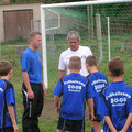 Training mit Jürgen Pommerenke