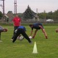 Training mit Ex- FCM- Trainer Dirk Heyne