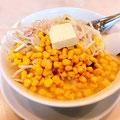 味噌らーめんの店 しなり丸/白味噌バターコーン麺