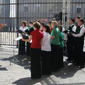 Der Stötten-Chor in der Sigmund-Haffnergasse