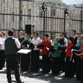 Der Stötten-Chor in der Sigmund Haffner Gasse.