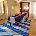 オランダ人デザイナーによって上品に仕立て上げられた公邸内2