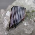 Fine minerals: Brookite,Paquistan.