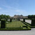 Der besondere Charme von Drottningholm beruht zweifellos auch auf seiner Parkanlage.