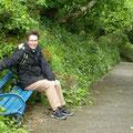 Wanderweg nach St. Ives