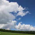 雲がかっこいい