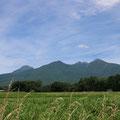 八ヶ岳、こんにちは。