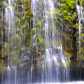 Mossbrae Falls,Wonderful