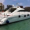 Princess V65 de alquiler en Ibiza - a30nudos.es