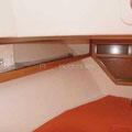 Camarote de la Altair Amber 650 WA