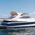 Pershing 45 para alquiler en Ibiza
