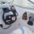 Puesto de control de la embarcación