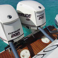 Motores Evinrude Etec High Output 200 HP