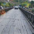 Alte Brücke über die Buna
