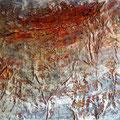 """Gaia Gira"" T. mixtas, 2012. 190 x 163 cm."