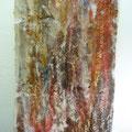 """""""Natura 2"""" T. mixtas sobre cartón. 53 x 79 cm. 2013"""