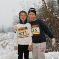 Matteo und sein Freund Pauli Keiler