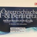 16. Österreichischer IT & Beratertag 22. November 2018, Hofburg Wien