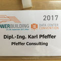 Power Building Rechenzentrumsplanung Tagung
