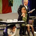 Bürgermeister - Jonas Hien, Jenny Schily, Tilo Nest Foto: Piero Chiussi