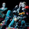 Nik Neureiter, Richard Putzinger, Victoria Voss - Das war ich nicht Foto: Ludwig Olah