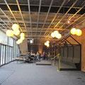 tt11 Foyer im Bau Foto: Nora Johanna Gromer
