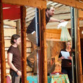 tt1o - Foyer, Hütten Stückemarkt Foto: Piero Chiussi