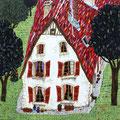 赤い屋根の家   SSM