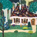 森の中の小さな家  M8