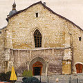 アヌシーの教会 P6